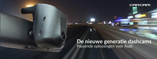 nieuwe generatie dashcam van carcam