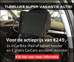 tablet houder actie van incarbite